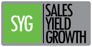 Sales Yield Growth